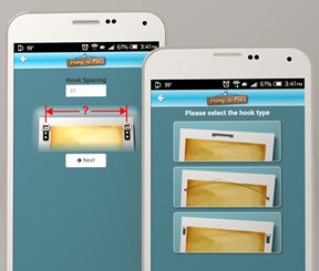 Hang A Pic App For The Iphone Ipad Ipad Mini And Android